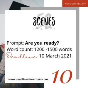 Week 10 Prompt 10 - Are you ready?