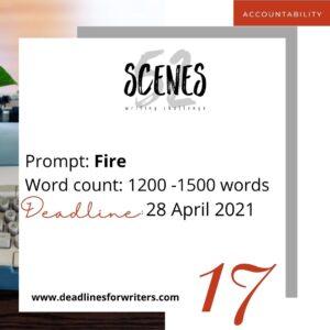 Week 17 Prompt 17 Fire