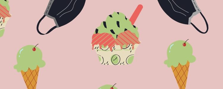 Ice Cream by Melissa Dill