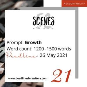Week 21 Prompt 21 Growth