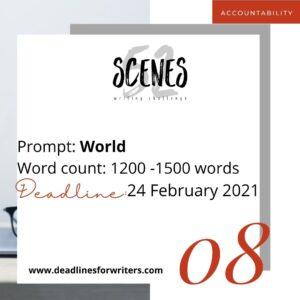 Prompt 8 Week 8 - World